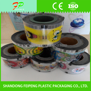 sealing,wrap,easy to peel Usage and sealing film,lidding film Type cup sealing film