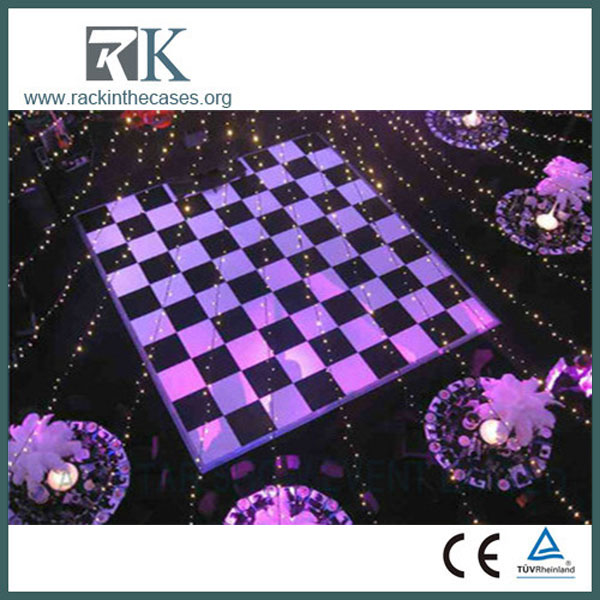 Led portable twinkling dance Floor