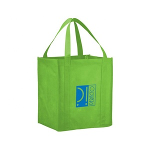 Fashion Custom Personalized Shopper Tote Carry Recycle Reusable Grocery Shopping Bags Eco Friendly