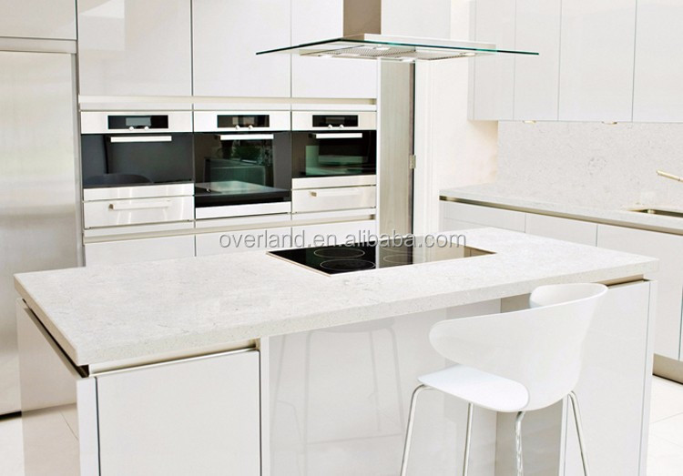 Man-made Stone Countertops for Kitchen Island