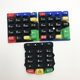 OEM Rubber Keyboard Custom Made Silicone Button Rubber Keypad