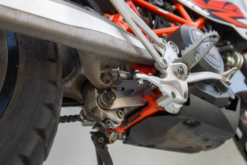 Buy Ro-Moto Master cylinder guard KTM 690 Enduro 2008 2009