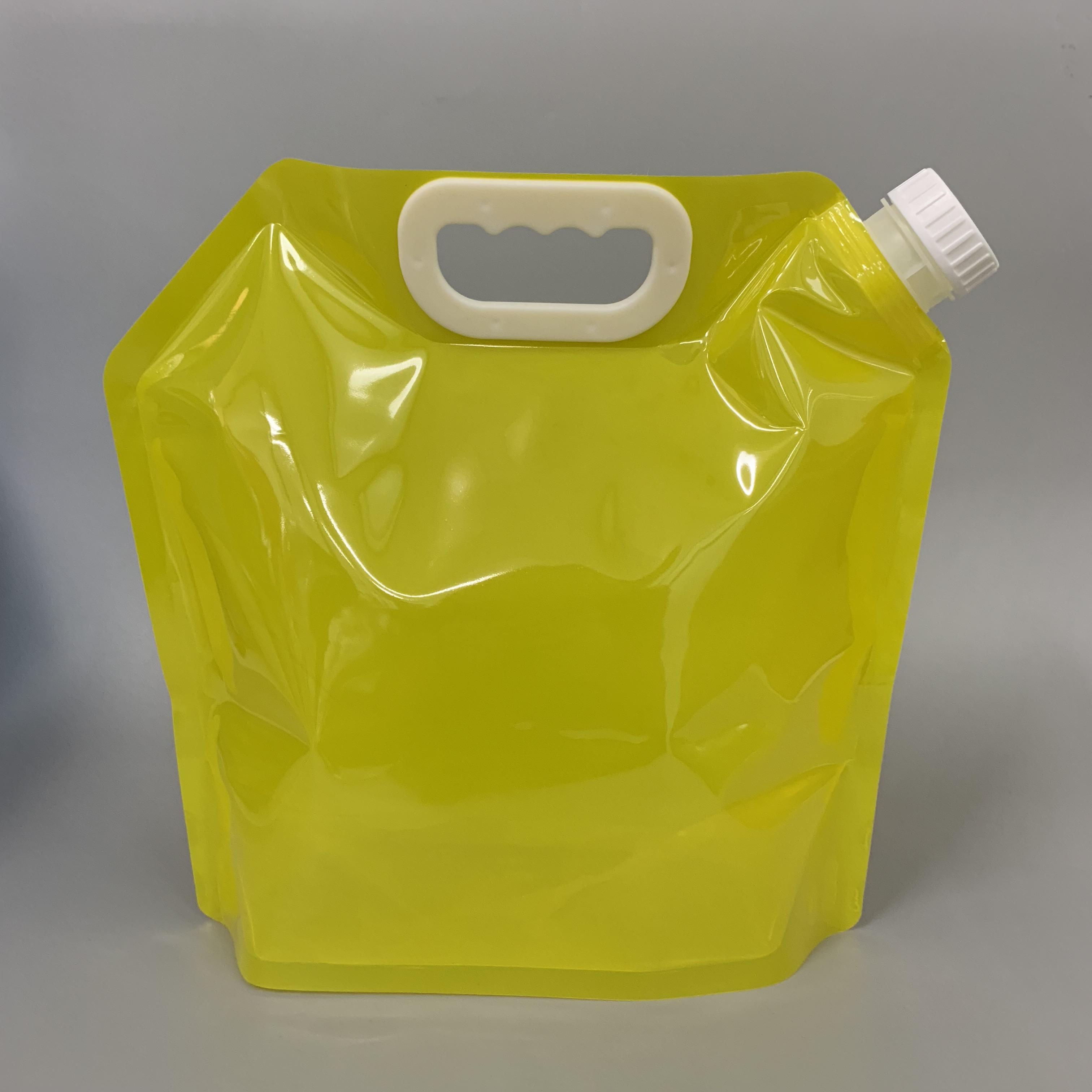 Offre Spéciale OEM Conception Personnalisée 5L 20 Litres Cristal Poignée de Bouteille D'eau