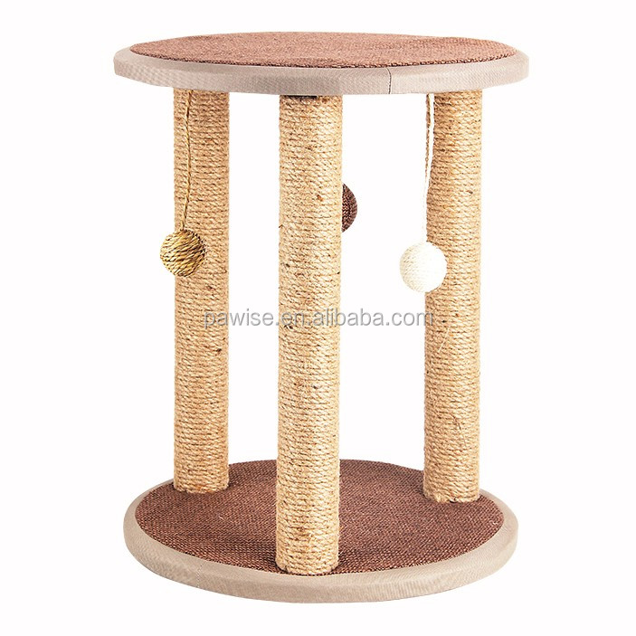 Seagrass Cat Scratchers40*40*45CM Cat furniture Cat tree
