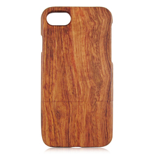 Mobile phone back cover, full wooden case for iphone 7 7 plus
