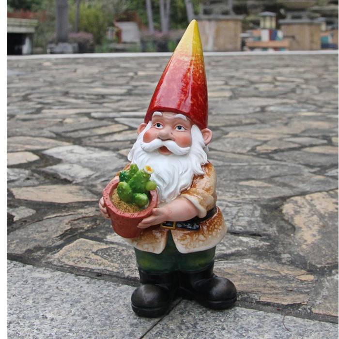 Miz 1 Stück Wizard Puppe Fairy Zahlen Zwerg Geschenk Für Kinder Schreibtisch Zubehör Home Decoration Handgemachte Fertigkeit GroßEr Ausverkauf Wohnkultur Figuren & Miniaturen