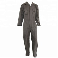 cotton or poly-cotton cheap coverall workwear