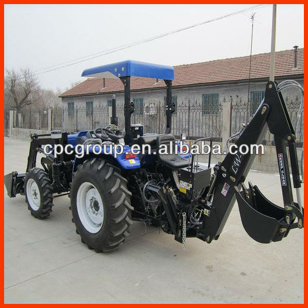 35hp 4wd Farm China Mini Compact Tractor Front Loader