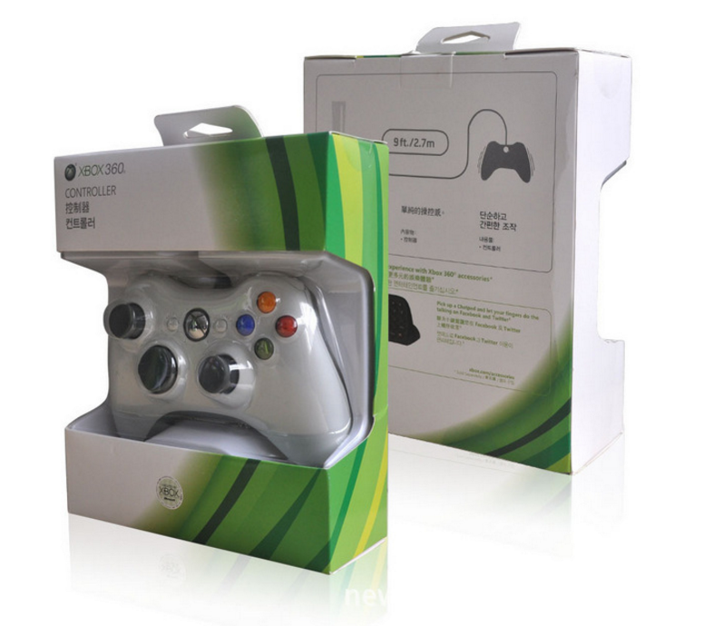 אלחוטי משחק pad Controller עבור PlayStationJoystick Wired Controller עבור XBOX 360 משחק בקר