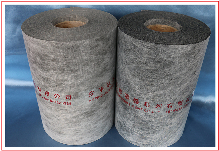 Activated Charcoal Cloth Fabric For Cabin Filter Medium