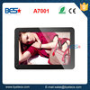 Global hot sales trade assurance A23 dual core wifi bluetooth 800x480 512M 4G cheap android tablet 7 inch