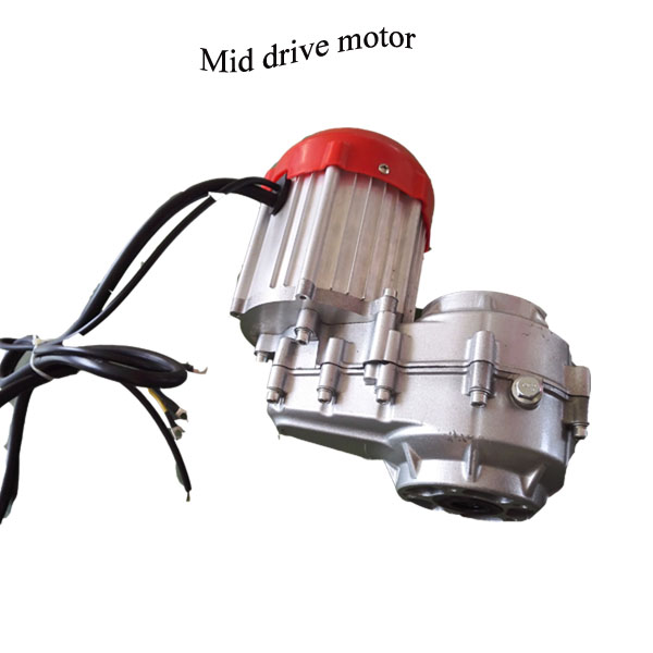 60v 1200w electric rail tain dc speed motor with controller