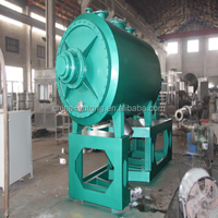 Rotary Vacuum Dryer Harrow dryer Vacuum Paddle Dryer