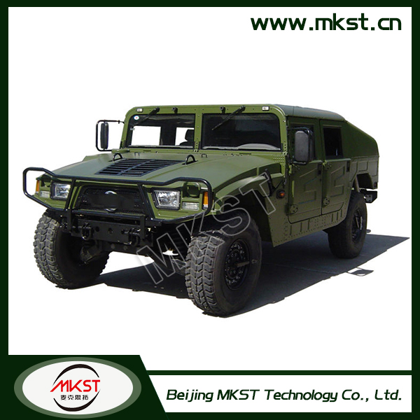 MKST Bullet Proof Vehicle