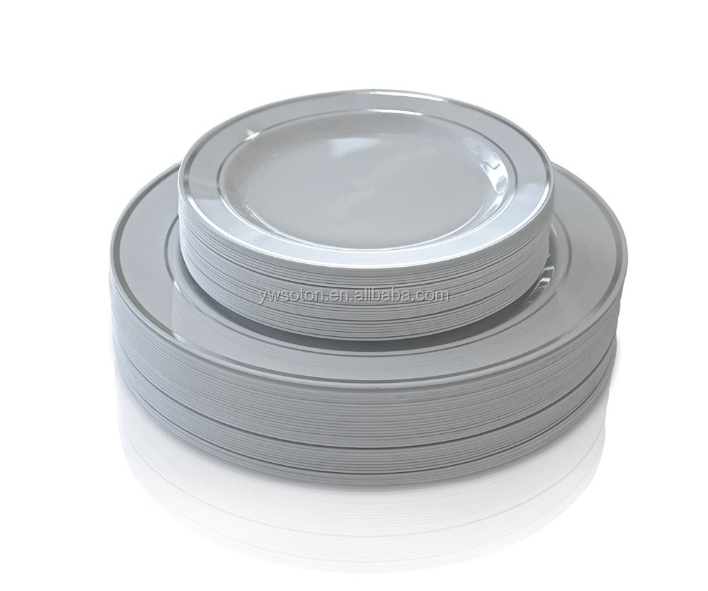 Reusable Hard Plastic Plates, Reusable Hard Plastic Plates Suppliers And  Manufacturers At Alibaba