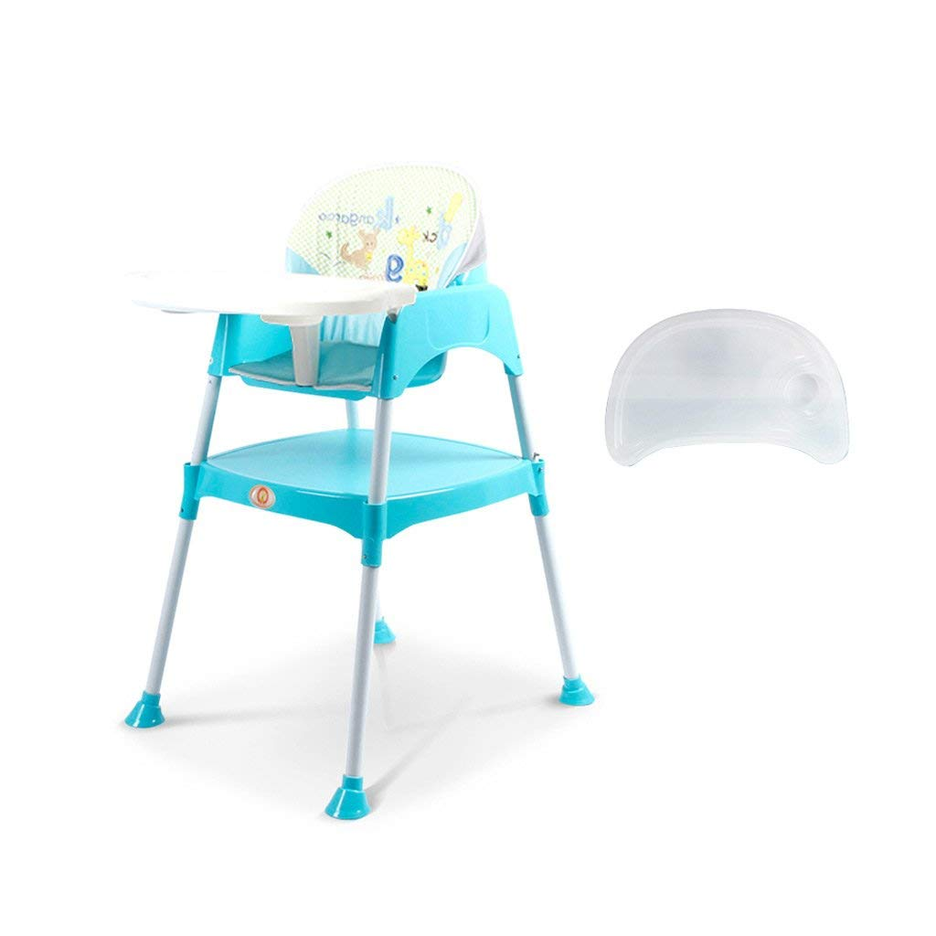 GLJ Children's Dining Chair Baby Dining Chair Multifunctional Collapsible Portable Baby Dining Chair Dining Dining Chair Seat Folding chair