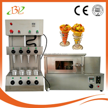 2018 new commercial Pizza cone machine for sale / Italy Pizza making machine / hot sale automatic Pizza machine