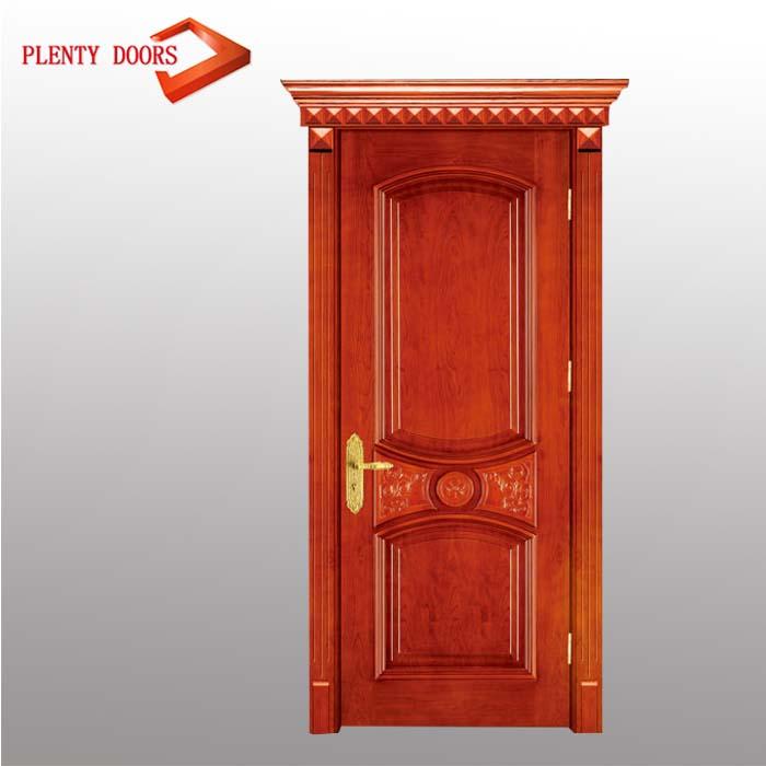Canadiense corona pvc madera de cedro entrada China cartón puertas ...