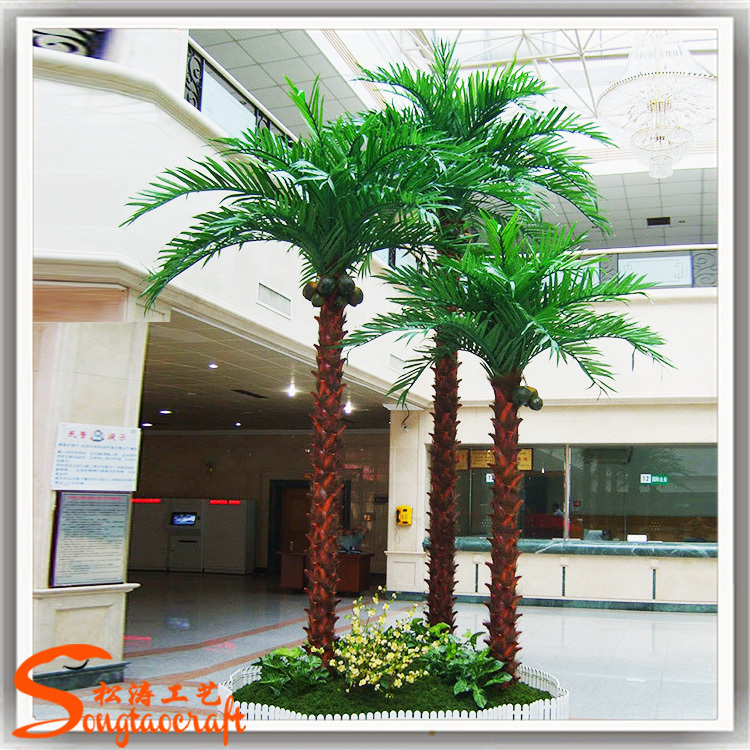 Large Decorative Palm Trees Leaves Manufacturer Of Outdoor Artificial For