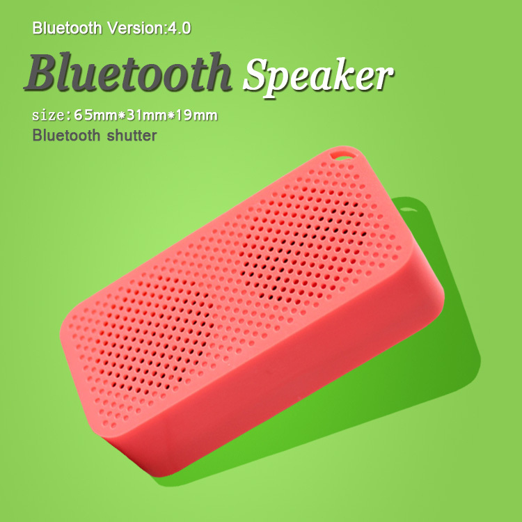 Cheap Portable Wireless Mini Bluetooth Speaker mic loud Sound Boom Box Receive Call Music Speakers