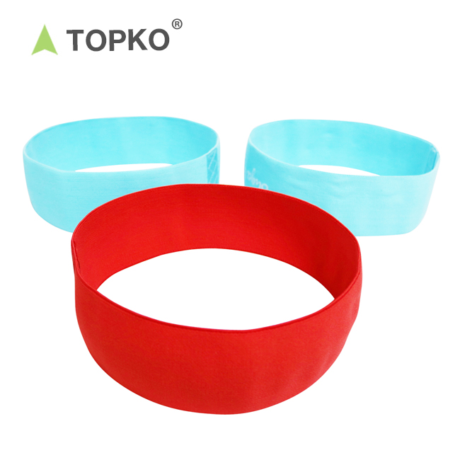 TOPKO Youtube hot click Workout Resistance Hip Band <strong>fitness</strong> band