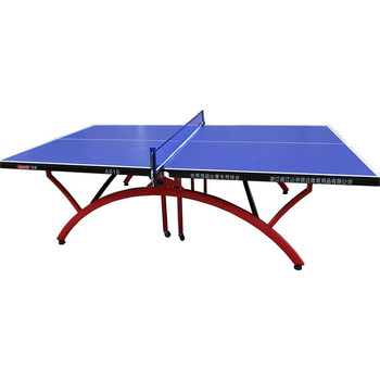 Genial Promotion Park Entertainment Supplier Water  Proof Standard Size Ping Pong  Table Toy Table Tennis Tables