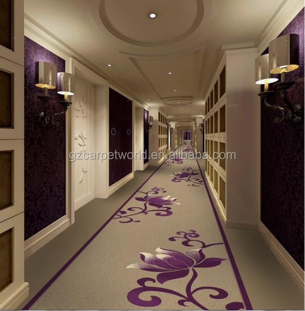 Groothandel machine gemaakt turkije stijl hotel corridor gedrukt tapijt met floor tapijt prijs - Corridor tapijt ...
