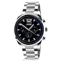 Stainless steel mens watches china uhren supplier reloj hombre de lujo