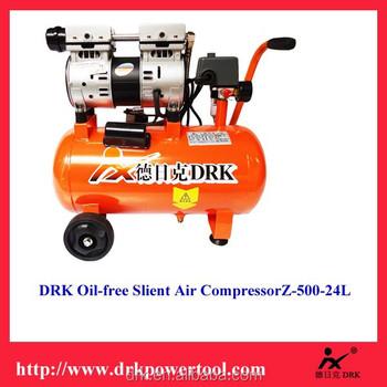 Good Helper Air Compressor 550w Low Noise Oil Free Air Compressor ...