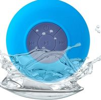 promotional gifts waterproof speaker with low price and ready stock accept PMS colors and OEM brand orders