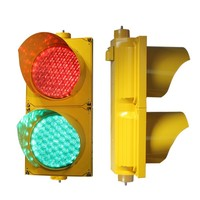 300mm solar Led Traffic Light/PC Trafic Light Shell