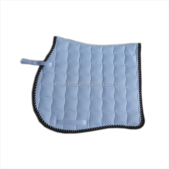 High Quality Horse Riding Equipment Cotton Saddle Pad from China