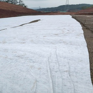 Polyester Filament Non-woven Fabric Geotextile for Construction and Civil Building Reinforcement