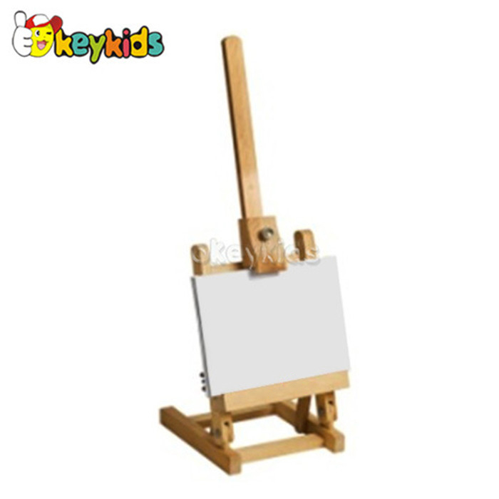 2016 wholesale cheap wooden drawing stand, high quality wooden drawing stand, best sale wooden drawing stand W12B017