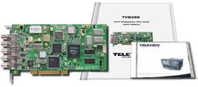 Tvb 590 8vsb PCI Card