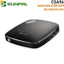 android set top box CSA 96 4gb 32gb shenzhen stb subtv the set-top box vod shenzhen receiver iptv subscription