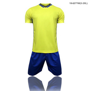 2018 team used soccer uniforms wholesale football jersey