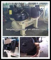propane refrigerator compressors 140CFM 145PSI 40HP Air Tank