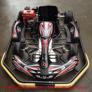 Good! 90cc kart car, new the kart of the Racing, Electric Go Kart with bumper For Kids And Adult
