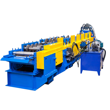 C/Z purlin elbow cold forming machine metal sheet forming machine