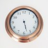 Gift Home Decoration Antique Metal Round Wall Clock