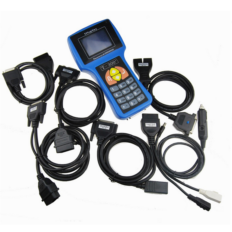 2016 new T300 obd2 auto car key programmer T300 diagnostic tool fast shipping