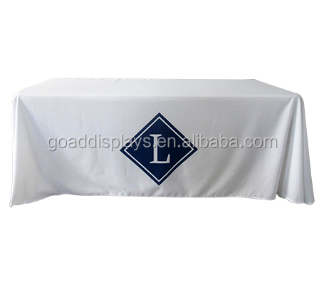 Beautify Your Room With Elegant White Table Throws& Table Covers
