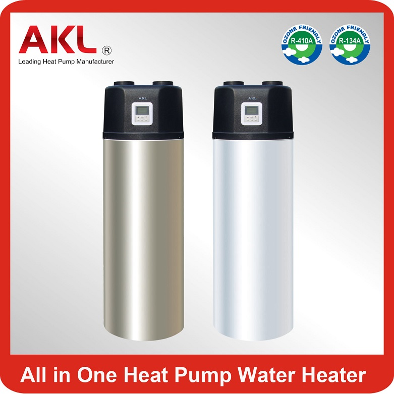 Air Source Heat Pump Water Heater small all ine one air source heat pump water heater - buy air