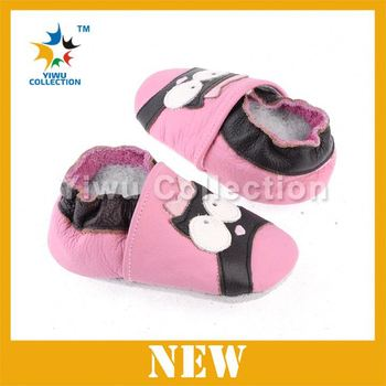 Leather Baby Hard Sole Walking Shoe Good Quality Hot