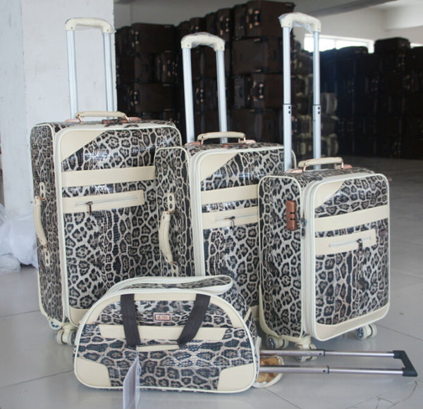 hot sale high quality customize royal polo luggage trolley case