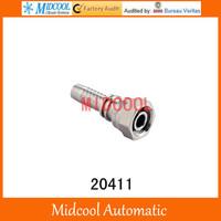 20411 hydraulic o-ring seal hose fitting