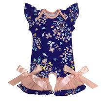 Mardi Gras/цвета фиолетовый, зеленый и золотой; Одежда для младенцев с принтом на заказ; хлопковый комбинезон Mardi Gras; праздничный комбинезон; Детс...(Китай)