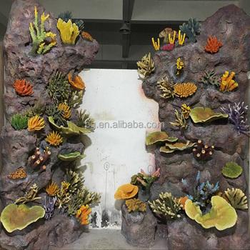 a31654fdd6af Pg Acrylic Wholesale Resin Aquarium Ornaments Coral Reef - Buy ...
