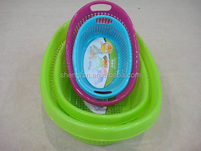 plastic sieve with handle/Fruit and vegetable screen